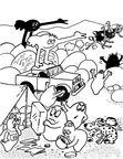 Barbapapa Coloring Book Pages