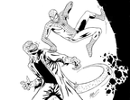 Spiderman-Coloring-Pages-Lizard-043