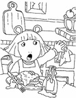 Aurther Coloring Book Page