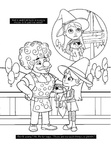 Katie Paw Patrol Coloring Book Page