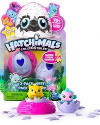 Hatchimals CollEGGtibles Season 1 - 2 Pack Plus Nest