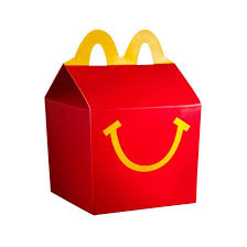 McDonalds Happy Meals