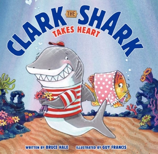 clark-the-shark-takes-heart-mcdonalds-happy-meal-books