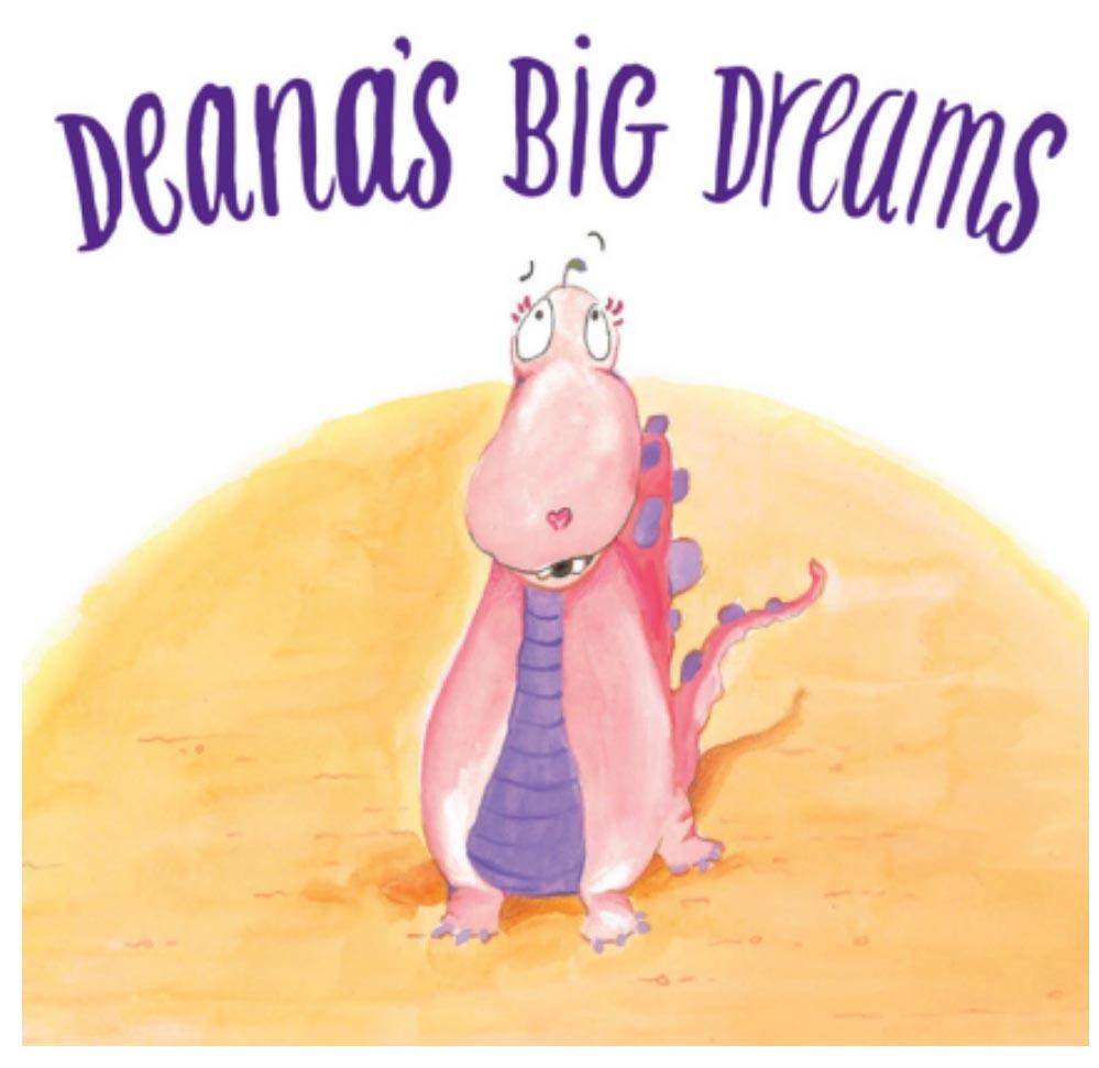 deanas-big-dreams-mcdonalds-happy-meal-books