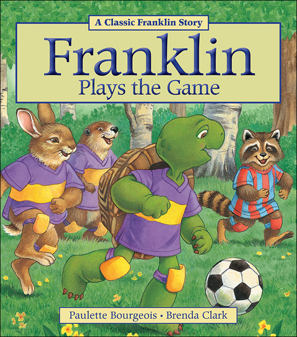 franklin-plays-the-game-mcdonalds-happy-meal-books-canada