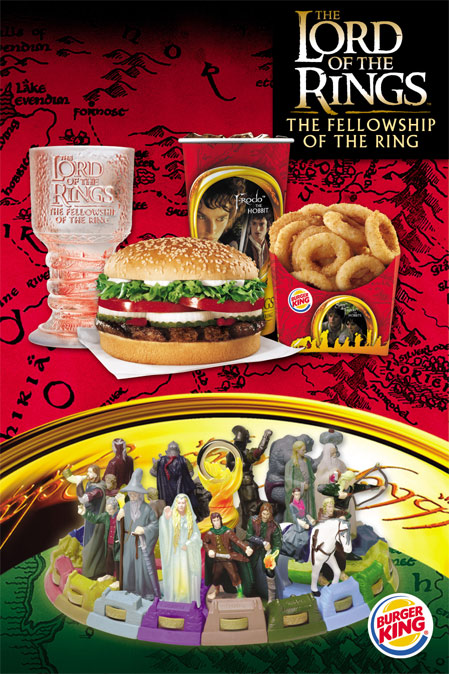 2001-the-lord-of-the-rings-goblets-and-figures-burger-king-jr-toys