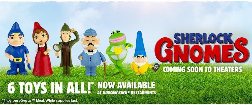 Burger King Toys Kids Time