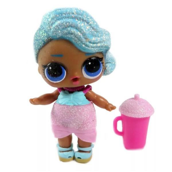 ULTRA RARE LOL Surprise Doll Series 2 SPLASH QUEEN