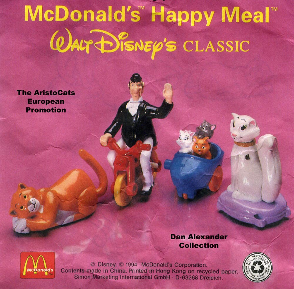 1994-the-aristocats-mcdonalds-happy-meal-toys