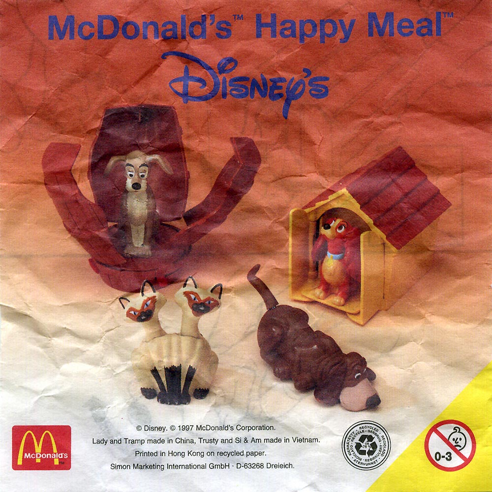 1997-lady-and-the-tramp-poster-mcdonalds-happy-meal-toys