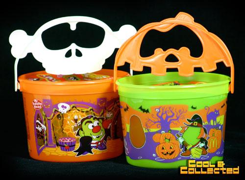 Is Mcdonalds Doing Halloween Buckets 2020 McDonald's Happy Meal Toys October 2010 – Halloween Pails Mr