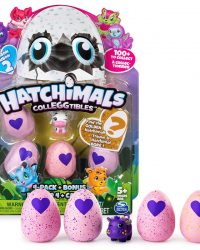 Hatchimals CollEGGtibles Season 2 - 4 Pack Plus Bonus