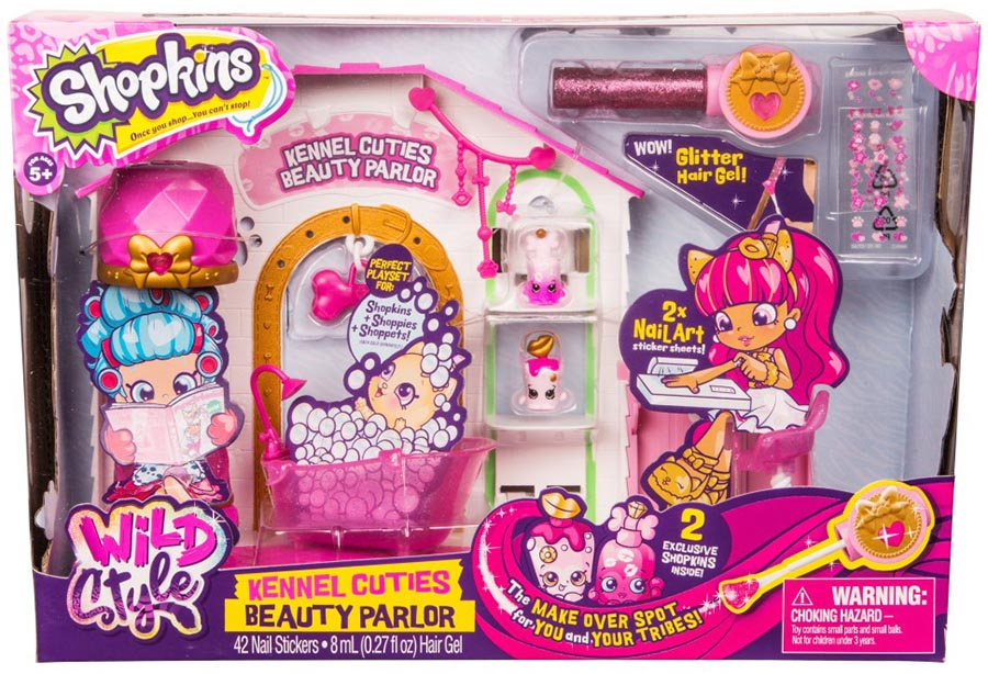 Puppy Beauty Parlor Playset. Boxjpg