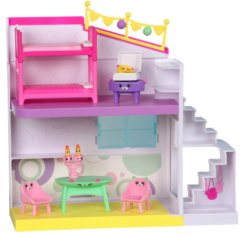 Shopkins Happy Places Season 1 - Party Studio