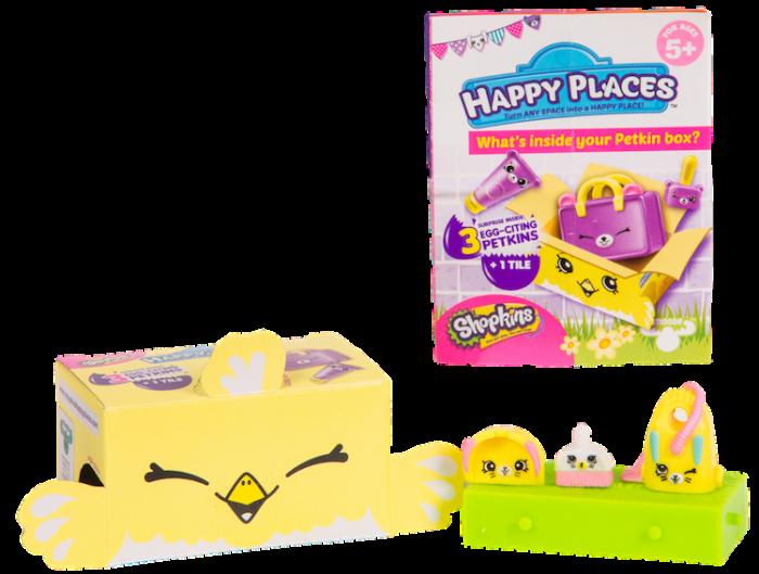 Shopkins Happy Places Season 4 - Easter Surprise Pack