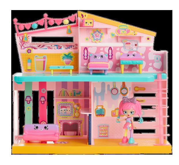 Shopkins Happy Places Season 4 - Happy Home Makeover Playset