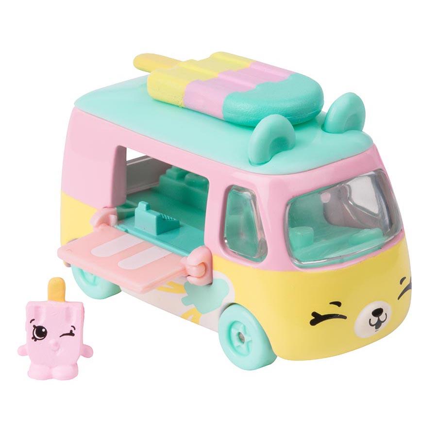 Shopkins Season 2 – Cutie Cars – Icy Roller