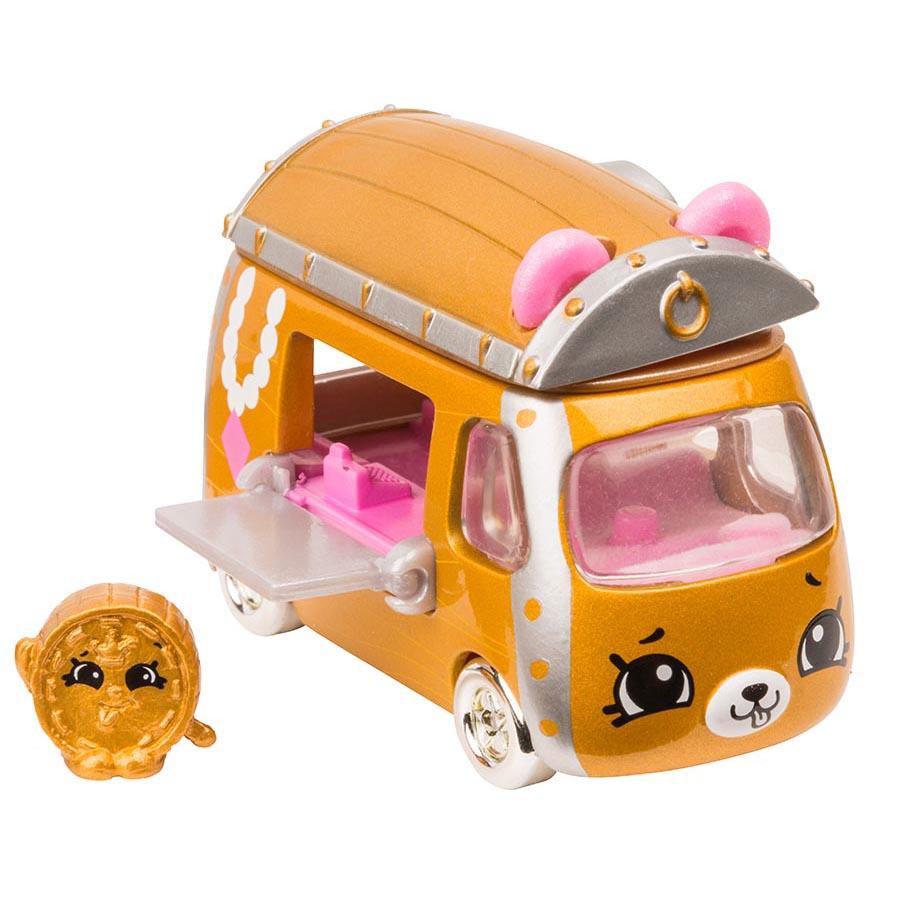 Shopkins Season 2 – Cutie Cars – Treasure Drove