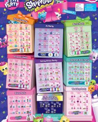 Shopkins Season 7 List Checklist