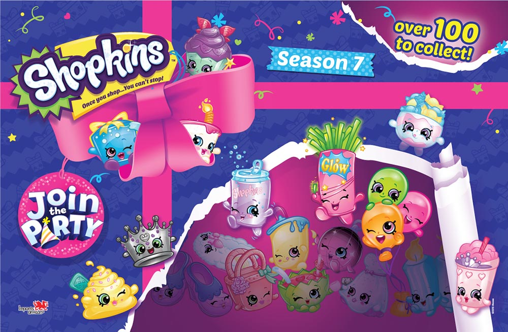 Shopkins Season 7