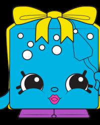 Gigi Gift #7-014 - Shopkins Season 7 - Surprise Party Team