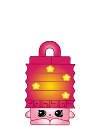 Hai Lantern #8-151 - Shopkins Season 8 - Bag Charms