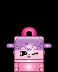 Scooty Skiddo #8-233 - Shopkins Season 8 - Bag Charms