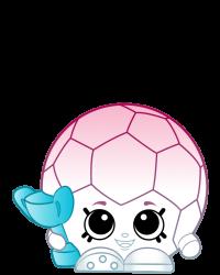 Silvio Soccer Ball #2-212 - Shopkins Season 8 - Brazilian Break Team