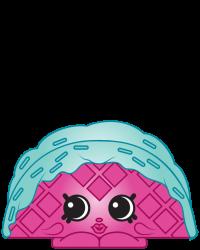 Tia Ice Cream Taco #8-195 - Shopkins Season 8 - Mexico Amigos Team
