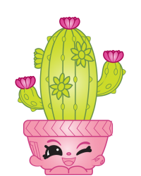 Spike #8-200 - Shopkins Season 8 - Mexico Amigos Team