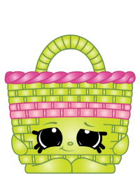 Bonita Basket #8-206 - Shopkins Season 8 - Mexico Amigos Team