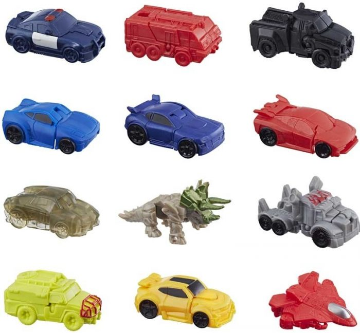 Transformers The Last Knight Tiny Turbo Changers Series 3 Ratchet