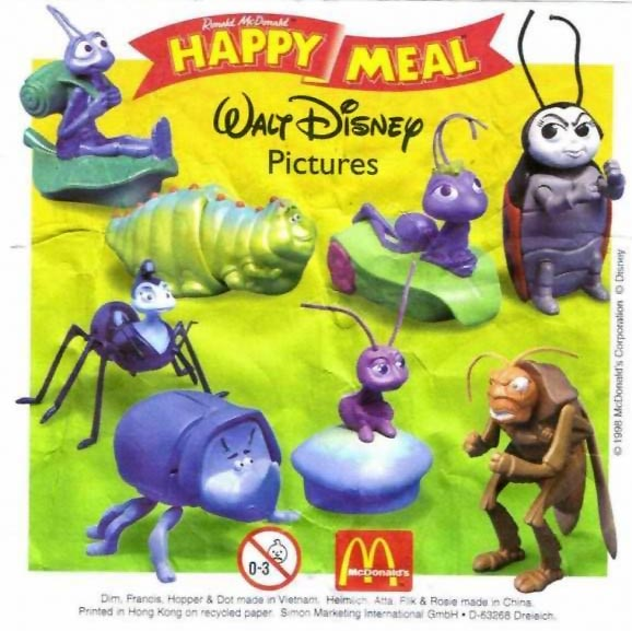 1998-a-bugs-life-mcdonalds-happy-meal-toys