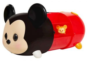 Disney Tsum Tsum Mickey Stack 'n Display Case