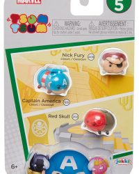 Marvel Tsum Tsum 3 Pack Figures Series 5