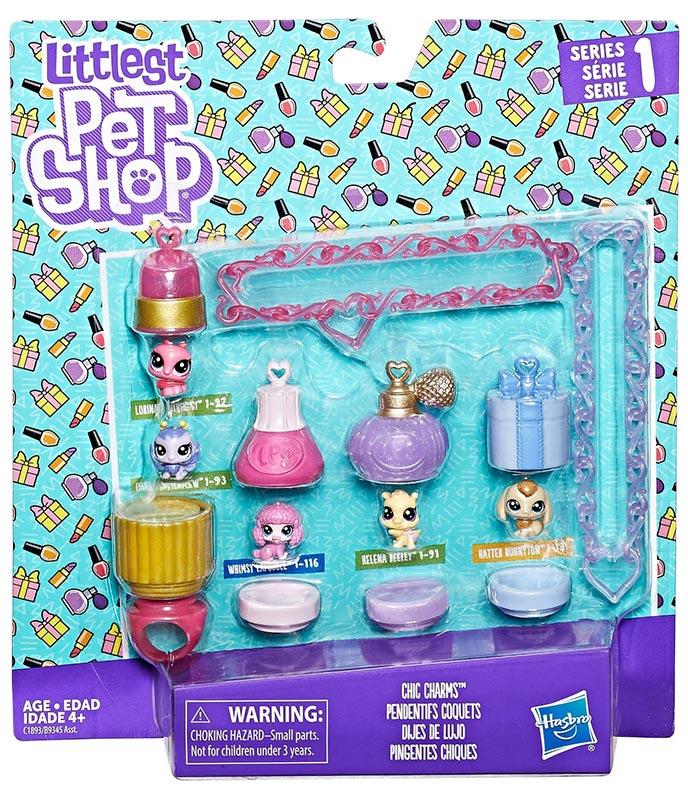 Littlest Pet Shop Chic Charms Box Series 1