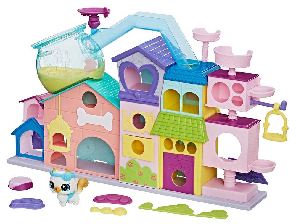 Littlest Pet Shop Pet Ultimate Apartments
