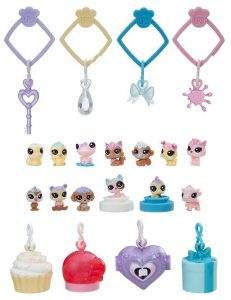 Littlest Pet Shop Frosting Frenzy Pack Series 2