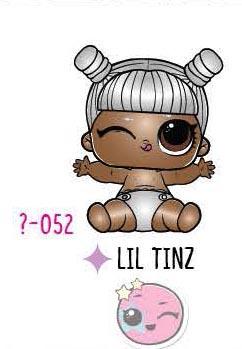 L O L Surprise Series 4 Lil Sisters Eye Spy Lil Tinz Kids Time