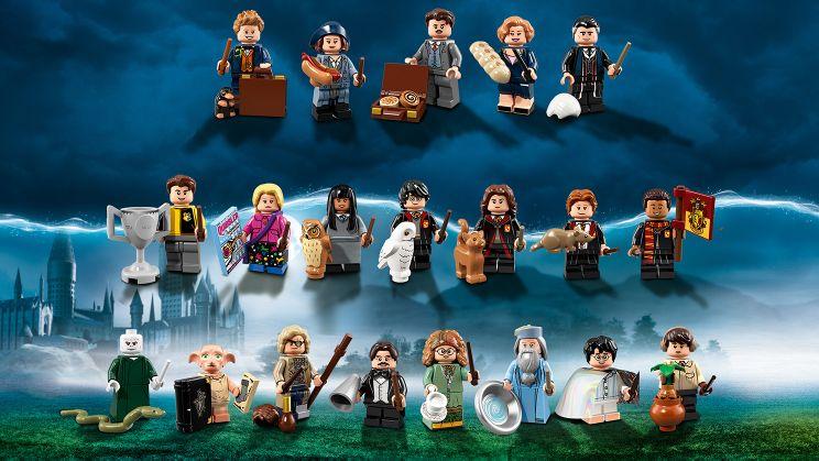 Harry Potter Lego Harry Potter Fantastic Beasts 71022 Minifigure Blind Bag
