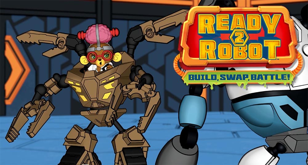 Swap Battle 5 Each Ready2Robot Build Accessories.. Make Slime Mystery Pack..