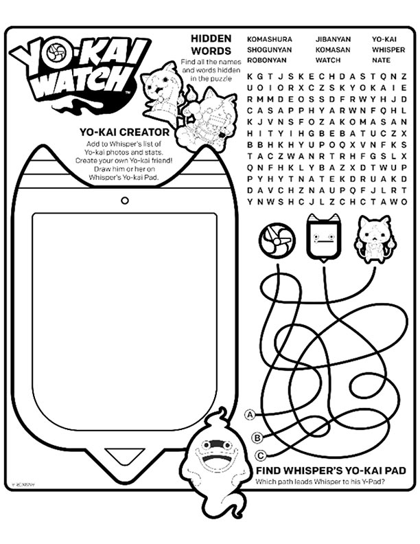 Mcdonalds Hy Meal Coloring Page And