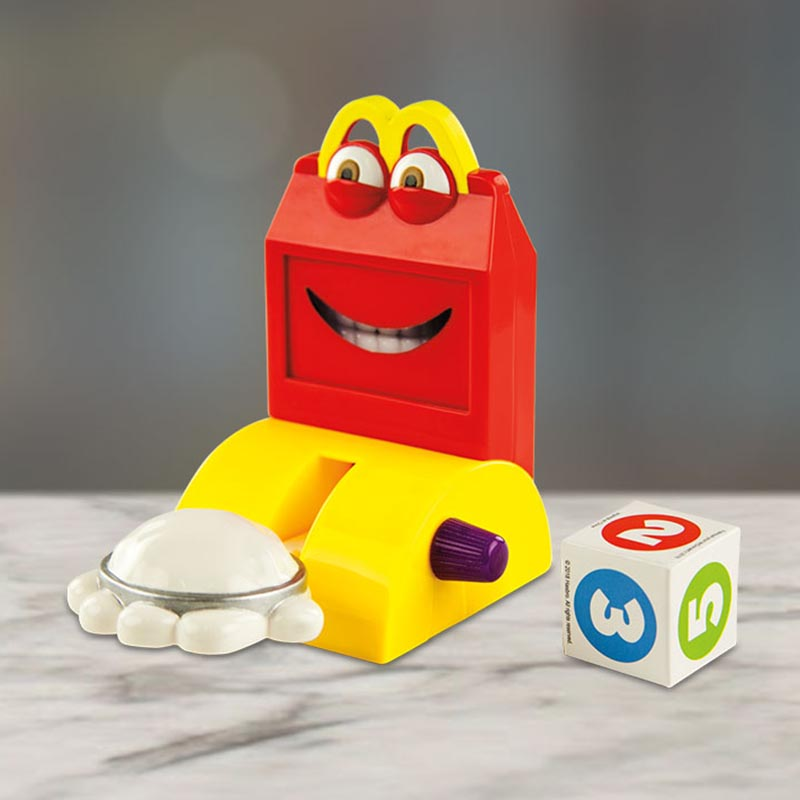 Details about  /McDONALD/'S HAPPY MEAL HASBRO GAMING PIE FACE #3 2018