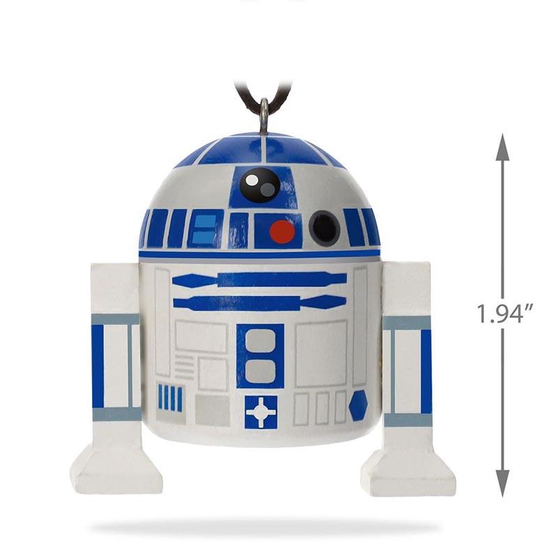 Hallmark Keepsake Ornament Star wars Ralph McQuarrie C-3PO /& R2-D2 EM4864