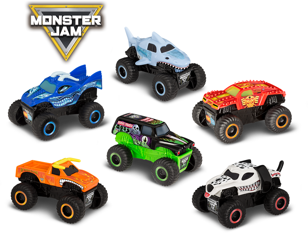 Mcdonald S Happy Meal Toys January 2019 Monster Jam Kids Time