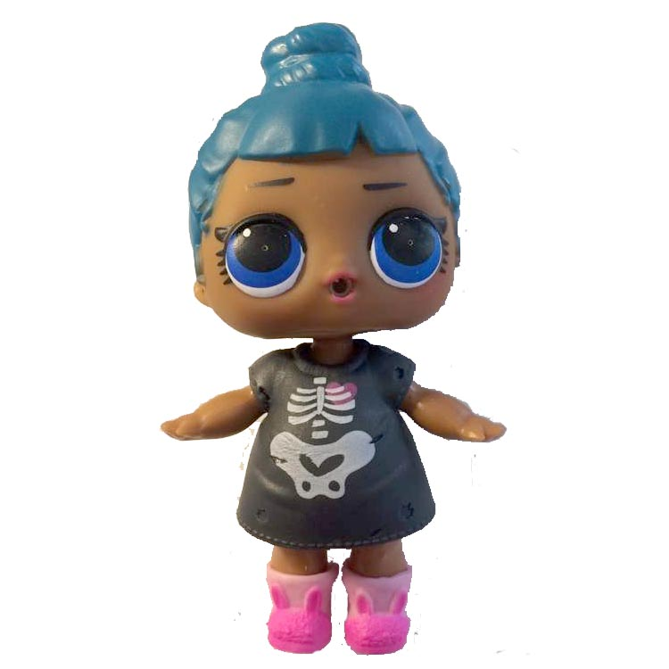 Lol Surprise Series 3 Confetti Pop Sleepy Bones Kids Time