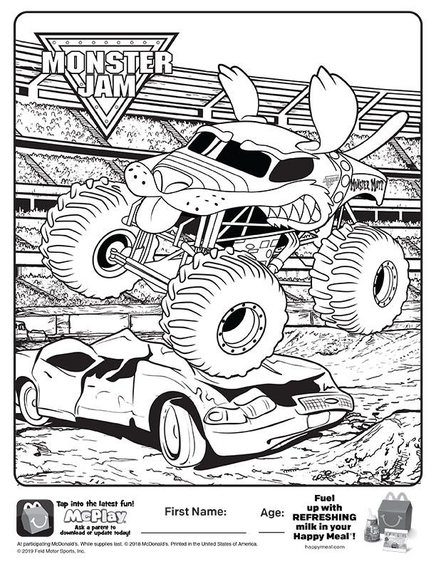 Monster Jam - Page 2 - Kids Time