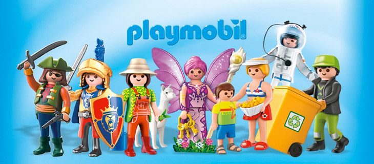 Playmobil List Of Sets Kids Time