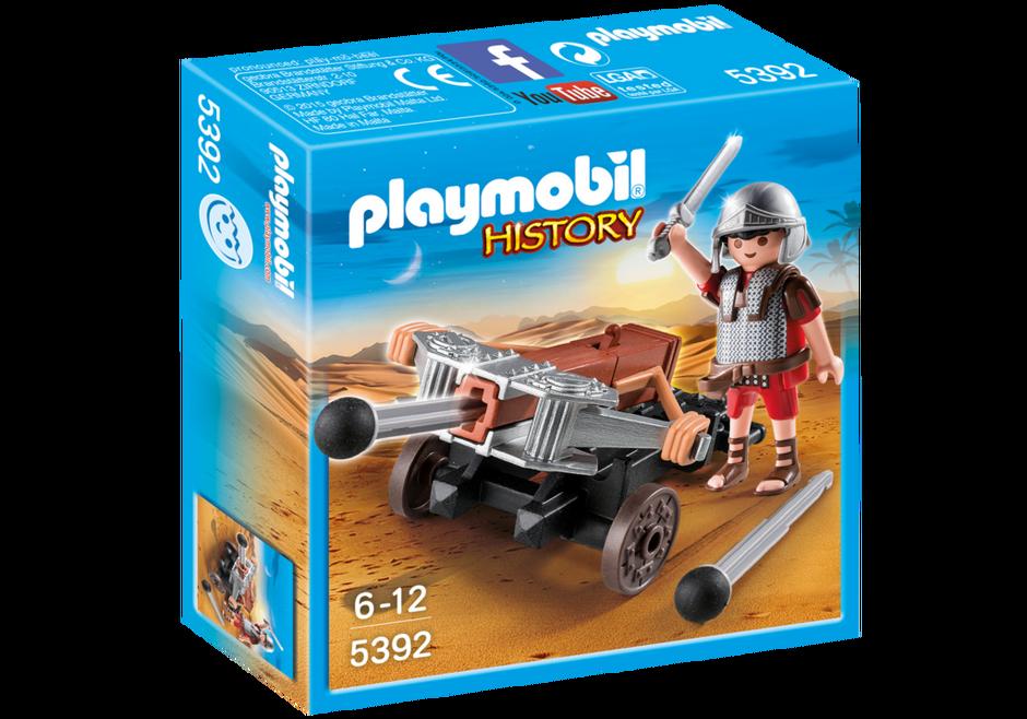 Playmobil 6490 3 Roman Soldiers  Legionnaires  NEW Add On item