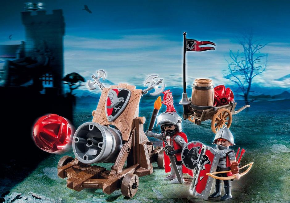 Playmobil 6382-Leader of the Hawk Chevaliers